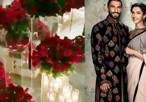 Deepika  Ranveer Wedding : Inside Decoration of rooms at Lake Como; Watch Video