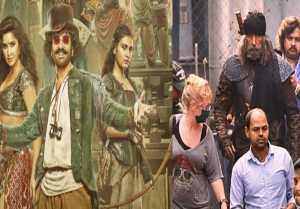 Thugs of Hindostan gets Guarantee of 110 crores for the Chinese market; Here's How