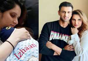 Sania Mirza Shares New Photo of Baby Izhaan; Shares special mesaage