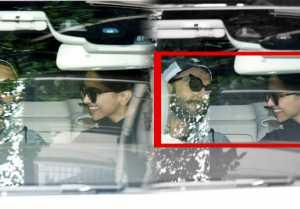Deepika Padukone & Ranveer Singh leave for Reception at Leela Palace