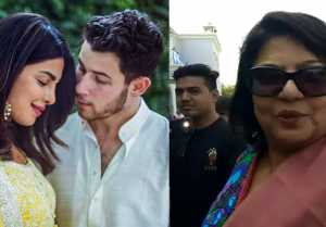 Priyanka Chopra & Nick Jonas: Madhu Chopra visits Jodhpur to check wedding preparation