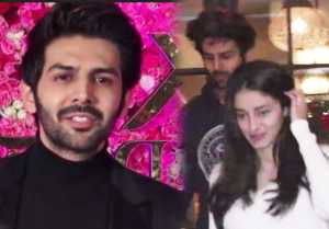 Kartik Aryan BREAKS SILENCE on dating Ananya Pandey; Check Out