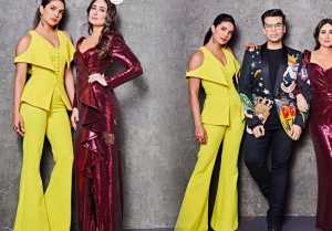 Priyanka Chopra & Kareena Kapoor Khan to appear in Koffee With Karan 6; Check Out