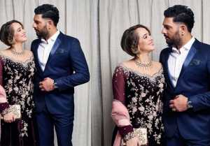 Yuvraj Singh  Hazel Keech expecting their first baby