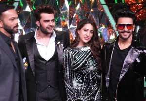 Indian Idol 10: Ranveer Singh & Sara Ali Khan promote Simmba; Watch Video