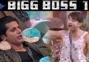 Bigg Boss 12: Karanvir Bohra & Rohit Suchanti abuse each other; Here's Why