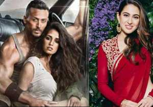 Sara Ali Khan replaces Disha Patani in Tiger Shroff's Bhaagi 3; Check Out