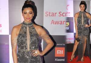 Daisy Shah sets the red carpet on fire at the Star Screen Awards 2018, Watch Video
