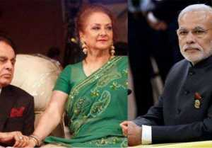 Saira Banu requests meeting with PM Modi against contractor; Watch Video