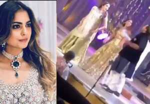 Isha Ambani Sangeet Ceremony: Family dances together