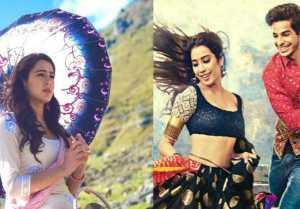 Sara Ali Khan FAILS to beat Jhanvi Kapoor; Here's how