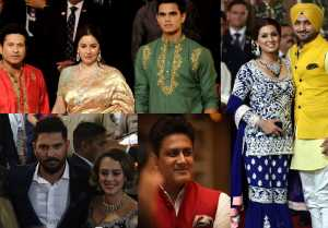 Isha Ambani Wedding: Sachin Tendulkar, Yuvraj Singh & other sports stars who arrived