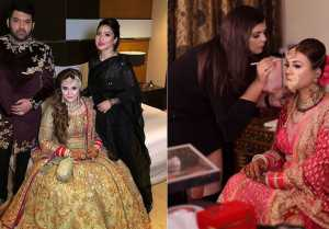 Kapil Sharma's wife Ginni Chatrath's bridal makeup is trending: All you need to know