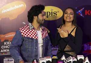 Varun Dhawan calls Sonakshi Sinha BHABHI ; Here's why