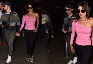 Isha Ambani Wedding: Priyanka Chopra & Nick Jonas arrive in Mumbai to attend wedding