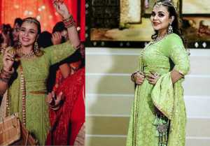 Kapil Sharma Wedding: Ginni Chatrath looks beautiful in Traditional Lehenga