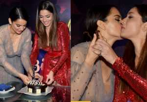 Ankita Lokhande celebrates her Birthday with Kangana Ranaut & Manikarnika team; UNCUT