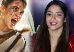Anika Lokhande opens up on working with Kangana Ranaut in Manikarnika The Queen Jhansi