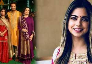 Isha Ambani Wedding: Unkown facts about one of the Youngest Billionaire Isha  Biography