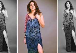 Anushka Sharma promotes her film Zero in a sassy stylish gown