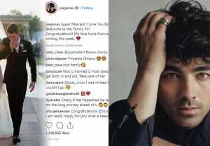 Priyanka Chopra Nick Jonas: Joe Jonas welcomes PeeCee in the Jonas family with this note