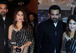 Isha Ambani Reception: Zaheer Khan arrives with wife Sagarika Ghatge; Watch Video