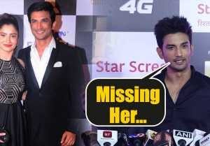 Sushant Singh Rajput praises exgirlfriend Ankita Lokhande at Star Screen Awards; Watch