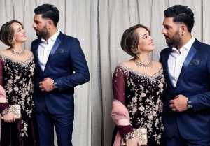 Yuvraj Singh  Hazel Keech expecting their first baby