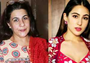 Sara Ali Khan's mother Amrita Singh cries BADLY; Here's why