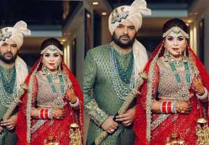Kapil Sharma Ginni Wedding: Everything you need to know about Bride's outfit & look