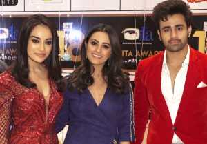 Naagin 3 cast Surbhi Jyoti, Anita Hassanandani, Pearl Puri talk about TRP of show at ITA