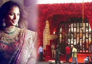 Isha Ambani Wedding: Watch here Decoration at Ambani's house Antilia; Watch Video