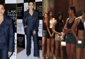 Malaika Arora shares Success mantra for models at Lakme Fashion Week Audition