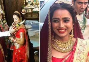 Yeh Rishta Kya Kehlata Hai: Parul Chauhan & Chirag Thakkar are married; Watch Video