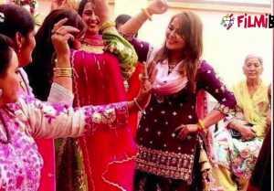 Kapil Sharma Ginni Wedding: Kapil  Ginni celebrates their Mehendi ceremony