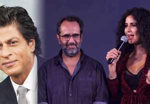 Katrina Kaif befitting reply to reporter on Kissing Shahrukh Khan in film; Watch Video