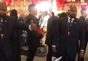 Isha Ambani Wedding : Why South African Bodyguard Became Talk of the town