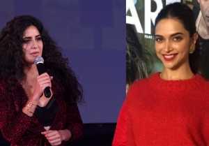 Katrina Kaif talks about her friendship with Deepika Padukone; Watch Video
