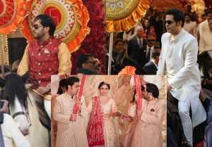 Isha Ambani Wedding: Ambanis wear Jodhpuri Traditional Dresses for the wedding
