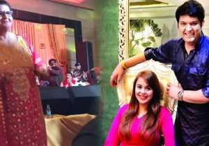Kapil Sharma  Ginni Wedding: Kapil's mother cute dance moves; Watch Video