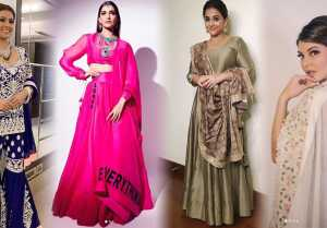 Isha Ambani Wedding Stars Look