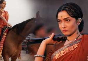 Ankita Lokhande's First Look As 'Jhalkari Bai' From Manikarnika is very impressive