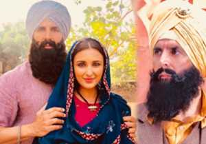 Akshay Kumar & Parineeti Chopra new picture from Kesari film; Check Out