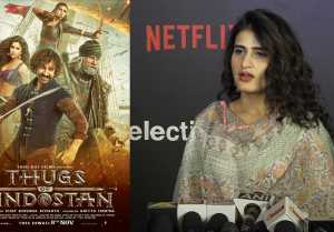 Fatima Sana Shaikh SPEAKS on Aamir Khan's Thugs of Hindostan failure; Watch Video