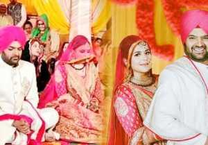 Kapil Sharma & Ginni Wedding: First look from their Anand Karaj Ceremony
