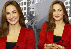 Elli Avram EXCLUSIVE Interview: Talks about Fraud Saiyaan song Chamma Chamma; Watch Video