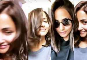 Hina Khan's new look, with SHORT hair is Must WATCH