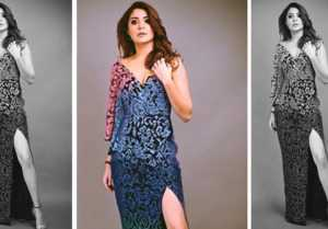 Anushka Sharma promotes her film Zero in a sassy stylish gown