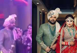 Kapil Sharma's hilarious comedy from his wedding is MUST watch