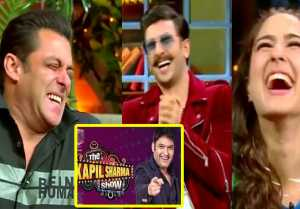The Kapil Sharma Show PROMO Out: Salman Khan, Ranveer Singh, Sara Ali on laughter ride